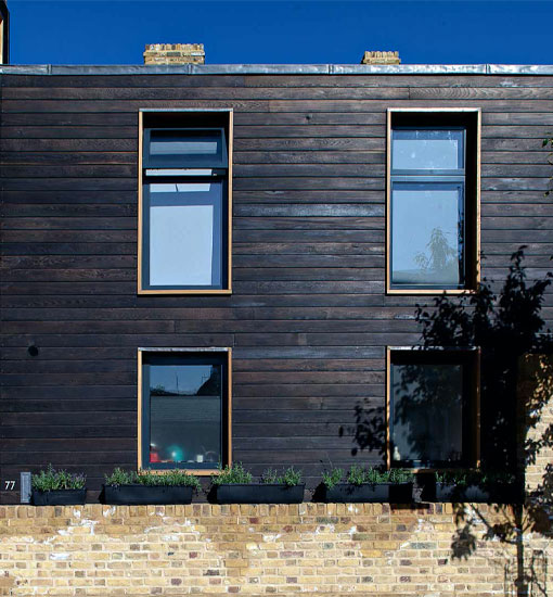Worthy Ken House Extension Complete - Chris Dyson Architects