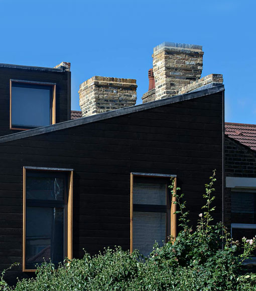 AJ Small Projects Nomination | Worthy Ken House - Chris Dyson Architects