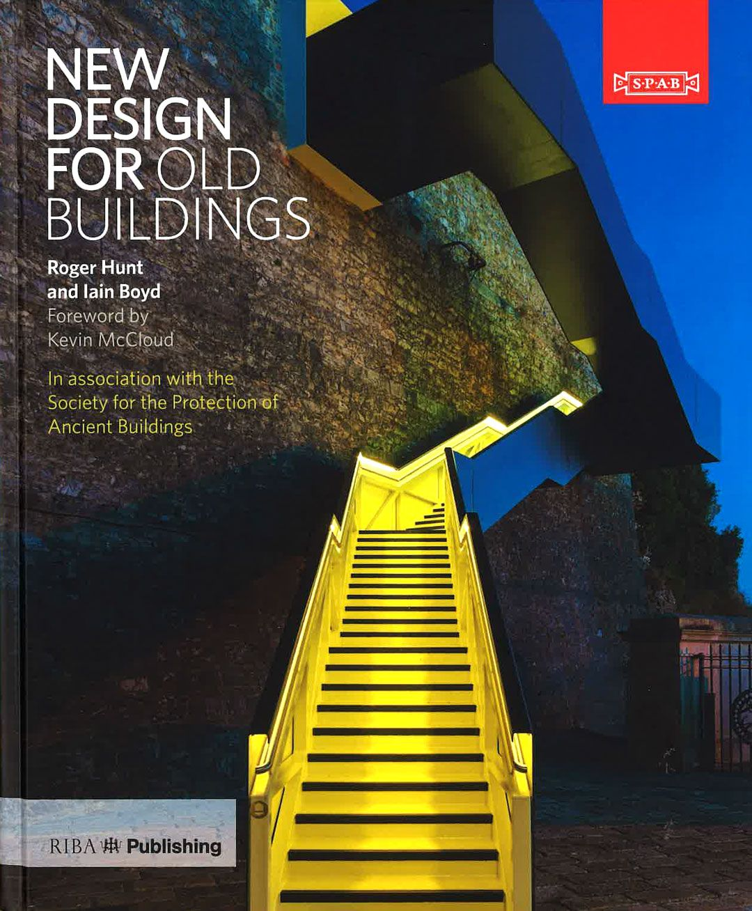 CDA feature in new RIBA publication: new design for old buildings