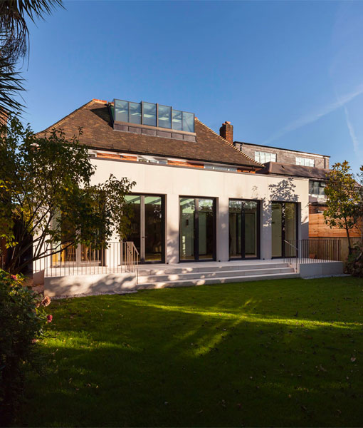 The Orangery features in BD magazine CPD 19 - Chris Dyson Architects