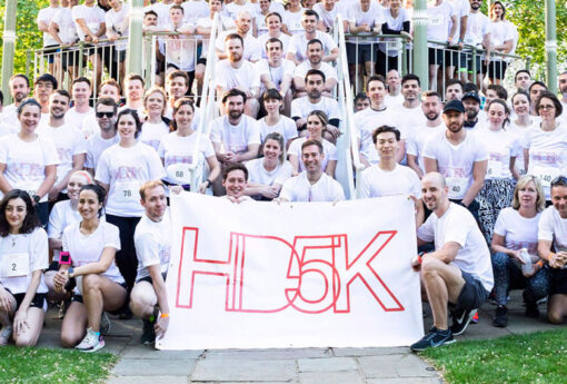 CDA takes part in HD5K - Chris Dyson Architects