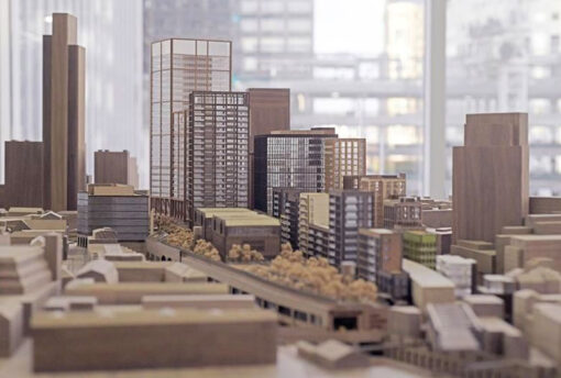 Bishopsgate Goodsyard plans lodged - Chris Dyson Architects