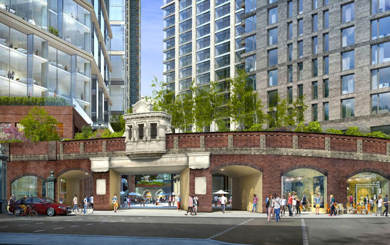 Bishopsgate Goodsyard featured in Homes & Property