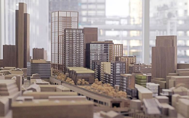 Bishopsgate Goodsyard plans lodged