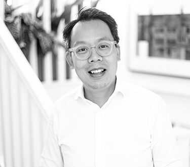 James Cheung - Chris Dyson Architects