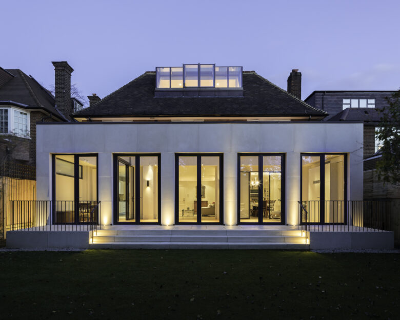 The Orangery - Chris Dyson Architects