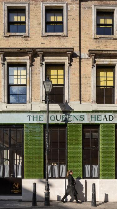The Queen's Head - Chris Dyson Architects