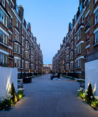 Marlborough Courtyard - Chris Dyson Architects