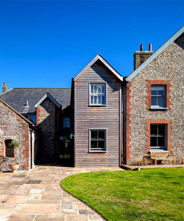 The Old Farmhouse - Chris Dyson Architects