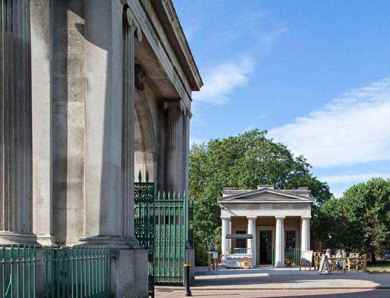 Hyde Park Corner - Chris Dyson Architects