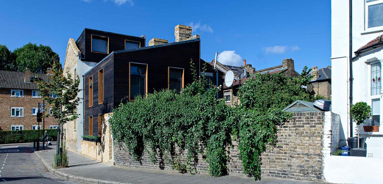 Kenworthy House - Chris Dyson Architects