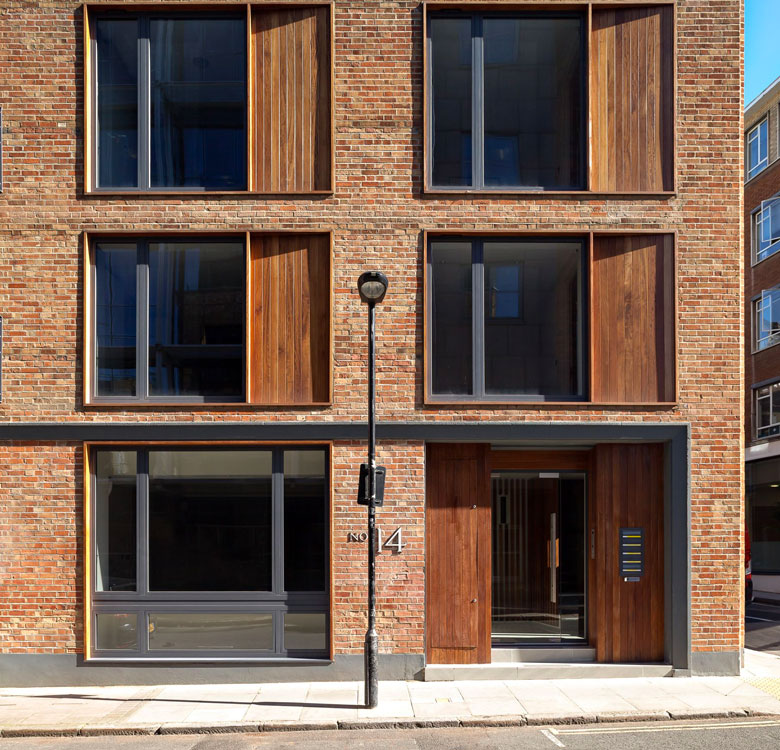 Roger Street - Chris Dyson Architects