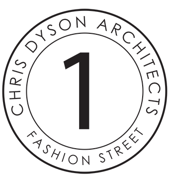 2016 - Chris Dyson Architects
