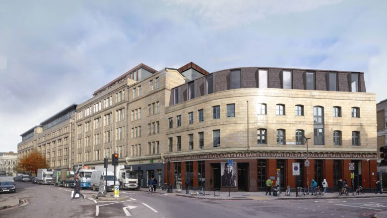 112 – 126 Commercial Street - Chris Dyson Architects