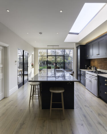 Monkhams Drive - Chris Dyson Architects